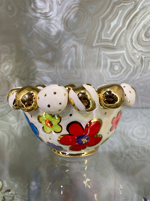 Mary Rose Young Beaded Basin