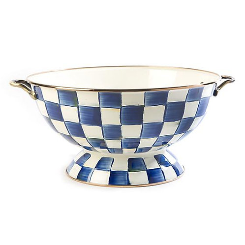 MacKenzie-Childs Royal Check Everything Bowl
