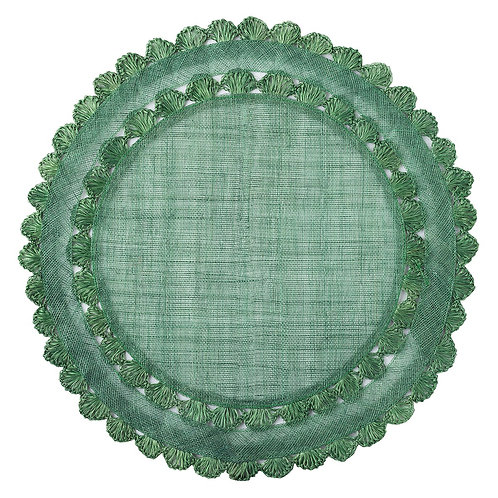 Isadora Evergreen Placemat