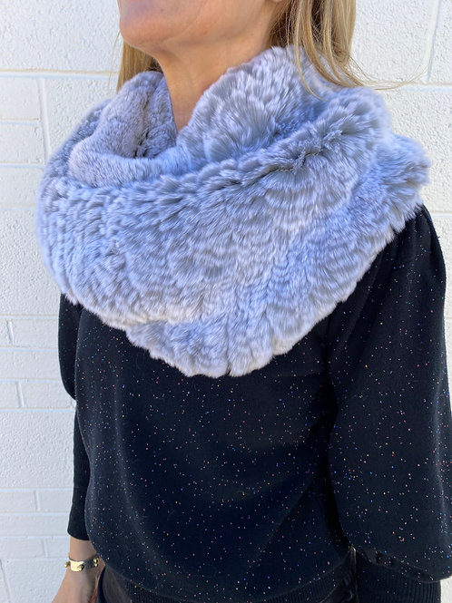 Linda Richards Fur Scarf