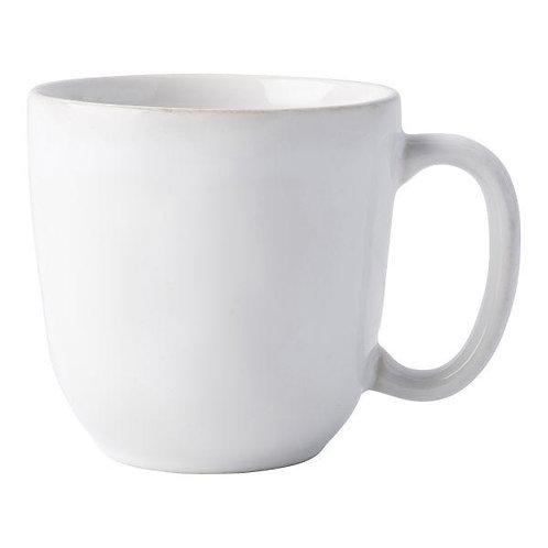 Juliska Puro Whitewash Cofftea Mug