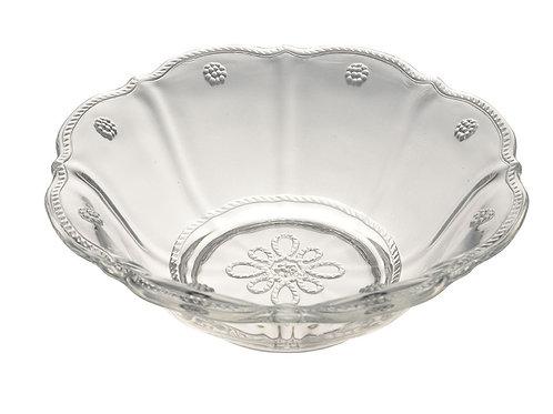 Juliska Clear Colette Dessert Bowl
