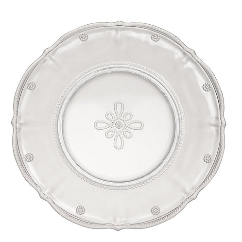 Juliska Clear Colette Dessert Plate