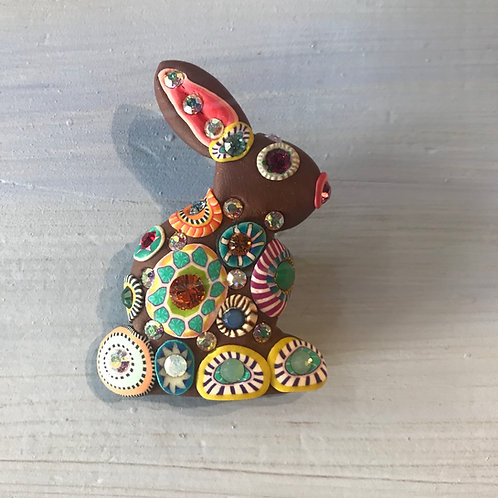 Large Billie Bead Bunny