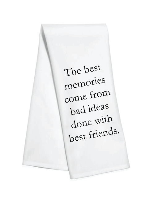 Dish Towel - Best Friends