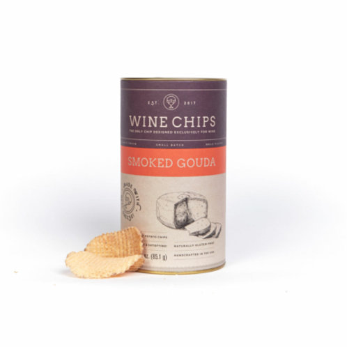 Wine Chips - Smoked Gouda