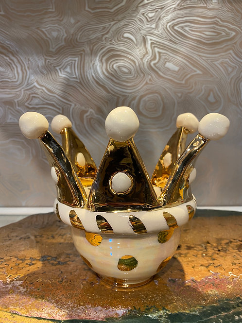 Mary Rose Crown Bowl
