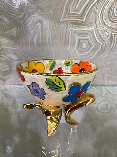 Mary Rose Young Heart Footed Bowl