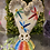 Thumbnail: Large Mary Rose Heart Vase