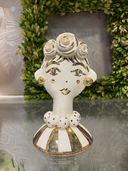 Mary Rose Young Baby Face Vase