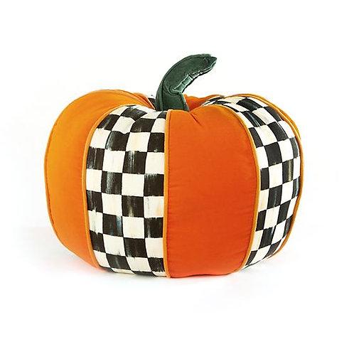 MacKenzie-Childs Pumpkin Pillow - Large