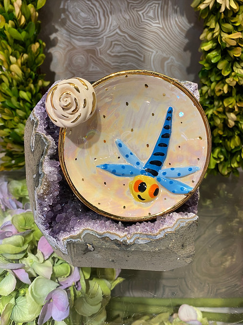 Mary Rose Young Dragonfly Saucer