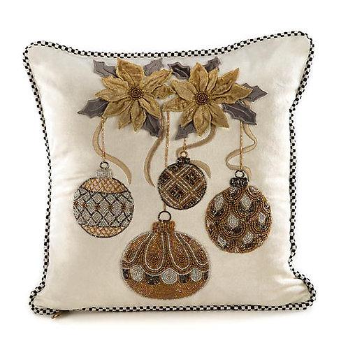 Merriment Ornament Pillow