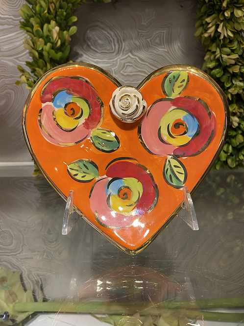 Mary Rose Young Heart Dish