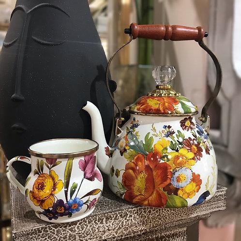 Mackenzie-Childs 2qt Teapot