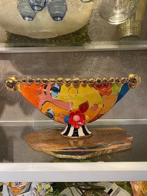 Mary Rose Gondola Bowl