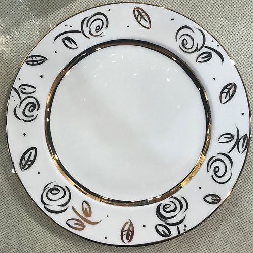 Mary Rose Bone China Dinner Plate