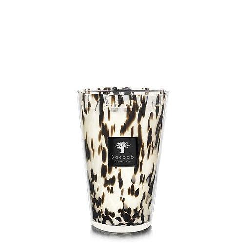 Baobab Luxury Candle in Black Pearls