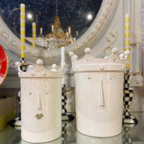 Royal Family Vases
