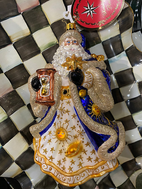 Celestial Santa Radko Ornament