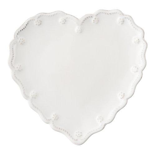 Juliska Berry & Thread Heart Cocktail Dish