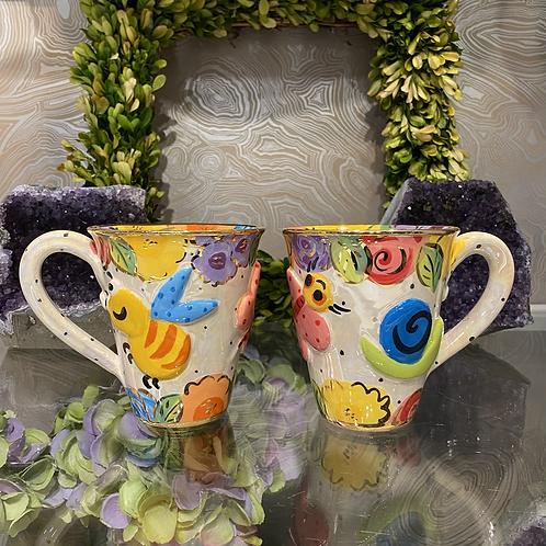 Mary Rose Young Bug Coffee Mug