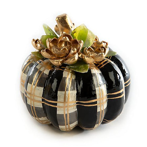 MacKenzie-Childs Autumn Spice Pumpkin