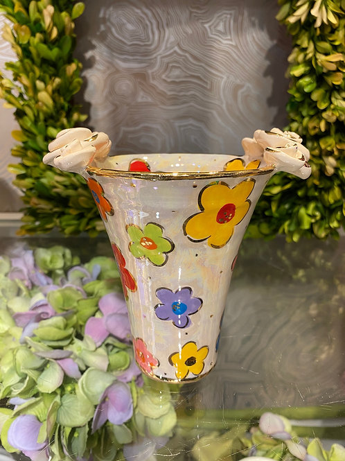 Mary Rose Young Tiny Flare Vase