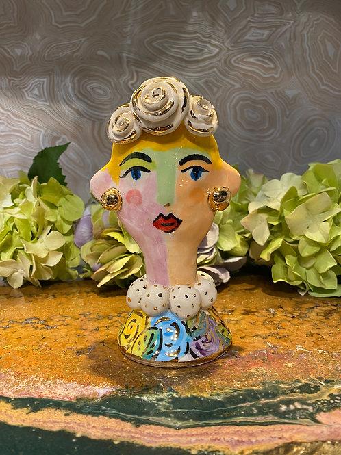 Baby Face Vase