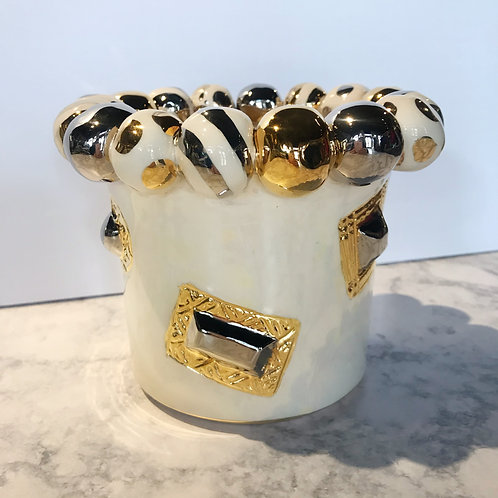 Mary Rose Young Candle Jar