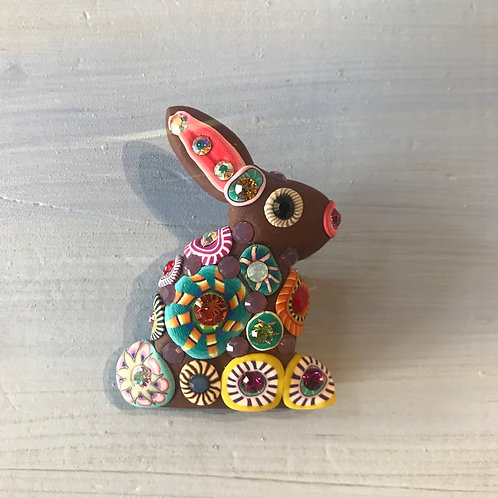 Large Billie Bead Bunny