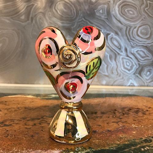 Baby Heart Vase