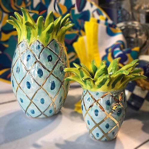 Mary Rose Young Blue Pineapples