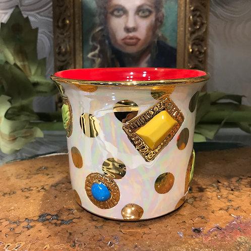 Mary Rose Candle Holder