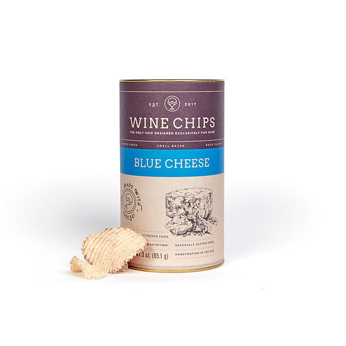 Wine Chips - Blue Cheese