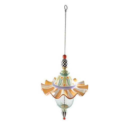 Mackenzie Childs Pendant Bird Feeder