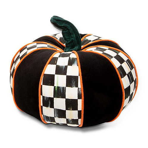MacKenzie-Childs Pumpkin Pillow Small