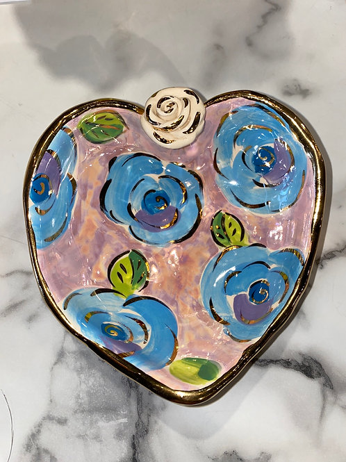 Mary Rose Young Heart Bowl