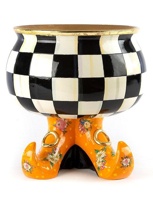 MacKenzie-Childs Flower Market Cauldron