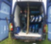 surf school van