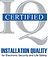 IQ Certified, alarm, tech, central, service