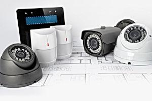 Security Camera, Security, Camera, alarm, tech, central, service