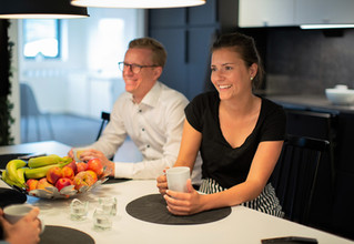 ETP utvecklade ett mer målfokuserat arbetssätt och fokus på mjuka värden i bolaget ökade.