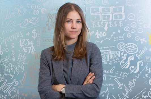 Miranda Engdahl, Managementkonsult på EY