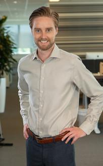 Carl Björnfors, CFO på Findwise
