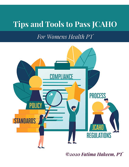 Passing JCAHO - Tips and Tools
