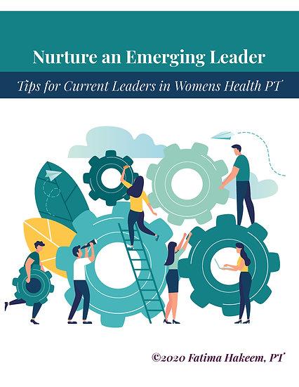 Nurture an Emerging Leader