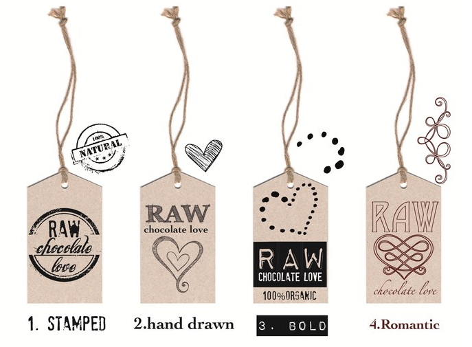 Tag Design Style Options
