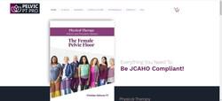 Pelvic PT PRO Website and Book Cover Design