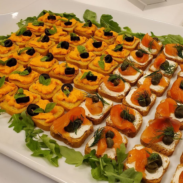 catering clos